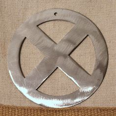 Marvel X-Men Ornament by StarBeeMetalCraft on Etsy