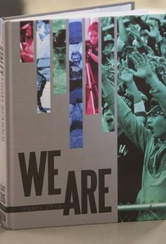 """Staley High school's award-winning 2015 yearbook had the theme """"We Are."""" The yearbook staff explained that Staley, which opened in 2008 as the fourth high school in the North Kansas City School District, can no longer define itself as a new school because """"just about every 'Staley First' has happened."""" It is time now to decide who """"we are."""""""