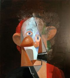 Simon Lee Gallery — George Condo — Selected Works