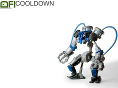 """""""Cooldown"""" by Dead Frog inc.: Pimped from Flickr"""
