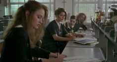 Robin Tunney Neve Campbell Fairuza Balk And Rachel True In The Craft 1996