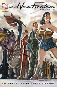 DC - A Nova Fronteira n° 1/Panini | Guia dos Quadrinhos