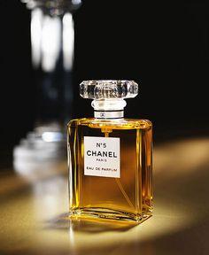 Blair Waldorf's perfume.                  Chanel No. 5