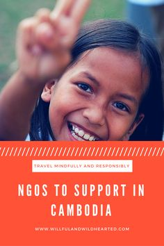 NGOs to support in Cambodia www.willfulandwildhearted.com