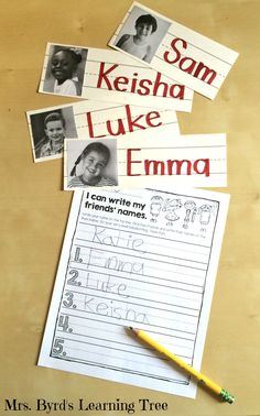 Names are such an important early literacy theme in Kindergarten. This pack has great Back to School activities for names, letters, numbers, and more. Easy to use and fun for your kiddos. Make it the best beginning of school ever! Happy teaching! $
