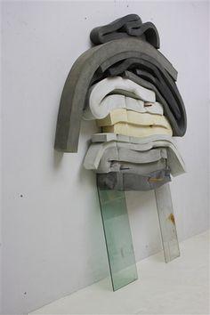 Dave Hardy sculpture, from sightunseen.com