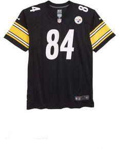 784f08cc Nike NFL Logo Pittsburgh Steelers Antonio Brown Jersey (Little Boys) |  Nordstrom