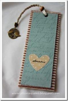 bookmark using scraps