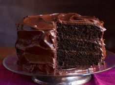 Best Chocolate Layer Cake You'll Ever Make You Might Like