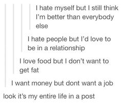 Life in a post