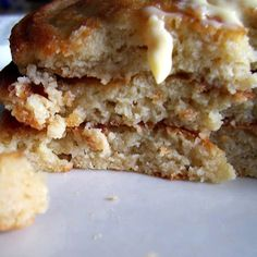 HCG Diet (P3) Coconut Flour Pancakes, not too bad, would use regular coconut oil for less of a coconut flavor