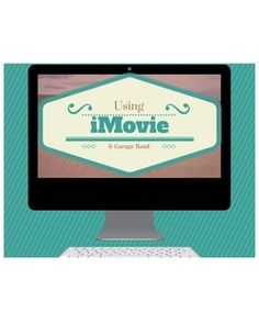 Have your students create a commercial using iMovie and Garage Band. Students will have fun creating a script, acting out their parts and filming each other. They will learn how to edit using iMovie and Garage Band. Working in a small group works best so students can get the hands on experience using the software.