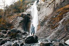 Sidi-Omar Alami, Water Fall
