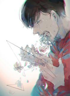 #anime,#sad  osomatsu-san,