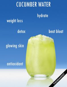 What do you have when you are thirsty? Plain water can be a boring necessity, Diet Coke is bad for you, lemon water may be rough on your teeth if consumed in large quantities, and adding juice also adds calories. Flavouring water with fresh fruit slices and herbs is an easy, healthy alternative. Cucumber water …