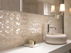 Uberlegen Wandfliesen Fürs Bad U2013 30 Moderne Fliesen Designs Und Trends Aus Italien
