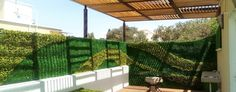 Extraordinaria renovación de una terraza en Estado de México Vineyard, Pergola, Deck, Outdoor Structures, Garden, Home, Terrace Design, Vanishing Point, Wood Slats