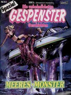 Gespenster Geschichten Spezial #83 - Meeres-Monster