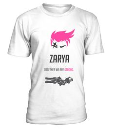 Overwatch Zarya  #videogame #shirt #tzl #gift #gamer #gaming