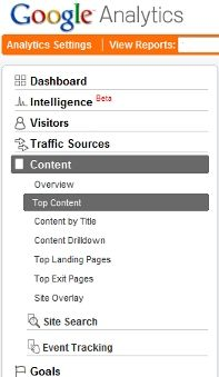 6 Things Google Analytics Says About Your Web Content