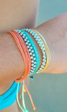 Pop of Coral Summer Accessories