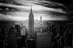 New York City Empire State Building M