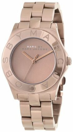 New MARC by MARC JACOBS MBM3128 Women's Blade Brown Watch Marc by Marc Jacobs. $169.90. New MARC by MARC JACOBS MBM3128 Women's Blade Brown Watch