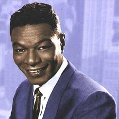 Nat King Cole, musician, jazz pianist 1919-1965