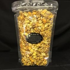 Pickle Pop--Our homemade Pickle Pop popcorn!