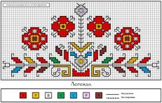 This Pin was discovered by Ell Chain Stitch Embroidery, Embroidery Stitches, Embroidery Patterns, Cross Stitch Borders, Cross Stitching, Cross Stitch Patterns, Hungarian Embroidery, Folk Embroidery, Vintage Cross Stitches