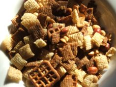 Oven Baked Chex Mix Recipe | The Green Apron Co.