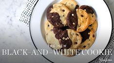 The New Black-and-White Cookie
