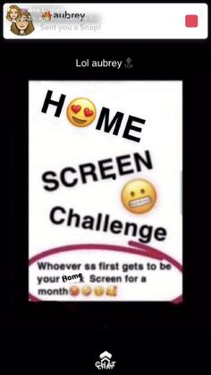 Home screen challenge for Snapchat story🔥 thank me later💛 Snapchat Story Questions, Snapchat Question Game, Funny Snapchat Stories, Funny Instagram Captions, Instagram Games, Instagram Ideas, Best Friend Questions, Thank Me Later, Friends List