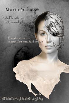 Eingereicht für Gestalte Artwork für Creed #multiplesclerosis #photomanipulation #digitalart #art #photoshop