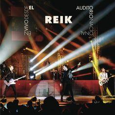 Reik – Reik (En Vivo Desde El Auditorio Nacional) (iTunes) Songs 2013, Album Covers, Youtube, Wrestling, Pop, My Love, Apple Music, Essentials, Auditorium