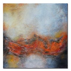 Yessy > Andrada Anghel > TEXTURED PAINTINGS > Abstract Textured Original Painting