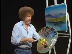 "The official YouTube channel of ""The Joy of Painting"" and Bob Ross. Happy painting! You've see Bob Ross before. He is the soft-spoken guy painting happy clou..."