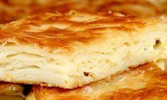 Baniçka (Göçmen Böreği) | Nefis Balkan Yemekleri Appetizer Recipes, Dessert Recipes, Appetizers, Desserts, Crock Pot Food, Diet Recipes, Healthy Recipes, New Cake, Drink Specials