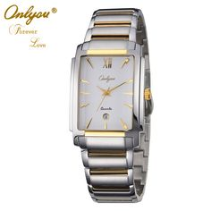 >> Click to Buy << Onlyou Luxury Brand Watches for Women Men Quartz Business Watch Stainless Steel Analog Lovers Watch Ladies Wristwatch Clock 6859 #Affiliate