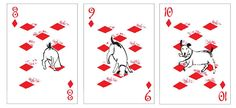 "Looking for the perfect gift for your friend or loved one that has everything? Why not get them these amazing dog-themed playing cards by San Fran artist John Littleboy? The cards, aptly named Pack of Dogs, is the latest project from John who operates a kooky and creative online playing card shop known as Artiphany. ""Transformed …"