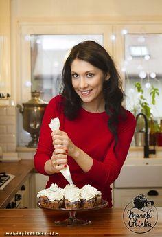 Ania Glinka blogerka kulinarna www.maniapieczenia.com
