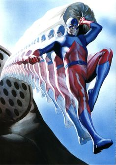 Atom by Alex Ross