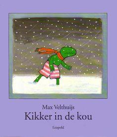 Kikker in de kou (Schatkist)  Boek kopen via Bol.com  //  Start van het thema Doel: Kinderen maken kennis met de verschillende kanten van de winter: sneeuw, gladheid, kou,ijs, vorst, etc.  Doos met spullenStaat in het midden van de kring. Wat zal