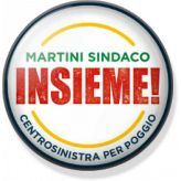 La parola futuro si scrive...INSIEME! Tutti uniti per Poggio a Caiano a sostegno di Marco Martini Sindaco alle elezioni amministrative del 26 e 27 Maggio 2013