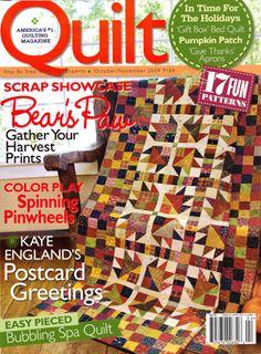 Download magazine quilt