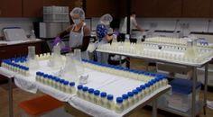 How we process breastmilk | Mothers' Milk Bank of North Texas