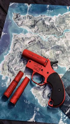 PUBG Flare Gun Free Ultra HD Mobile Wallpaper - Best of Wallpapers for Andriod and ios