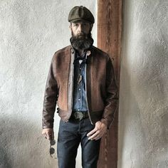 RG Himel Brothers Vintage Leather Jackets