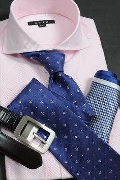父の日ギフトコーディネート http://ozie.jp/1XS1TwY #mens #shirtstyle #shirt coordinate #mensfashion #dress shirt #Tie #necktie #メンズファッション #コーディネート #ワイシャツ #ネクタイ