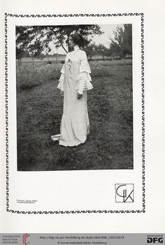 Gustav Klimt, Gesellschaftskleid, 1907